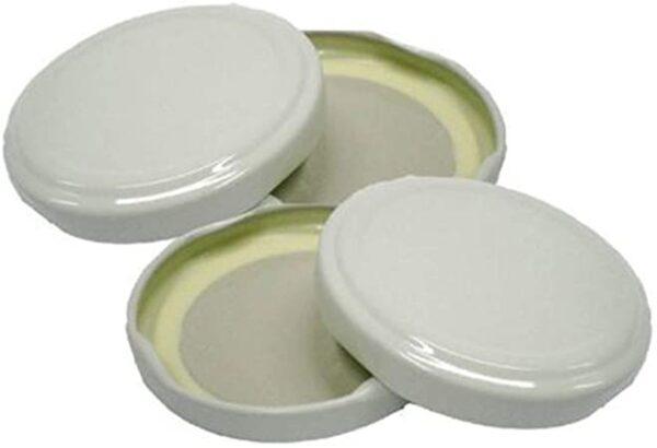 Capsule per vasi confettura e vaso miele