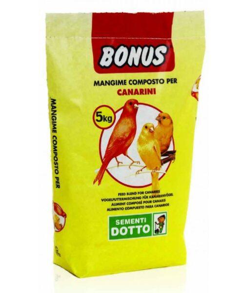 Bonus canarini 5 kg