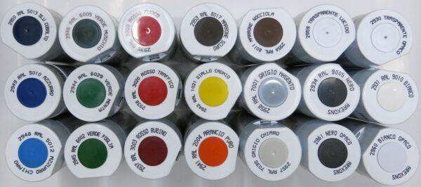 Colore spray